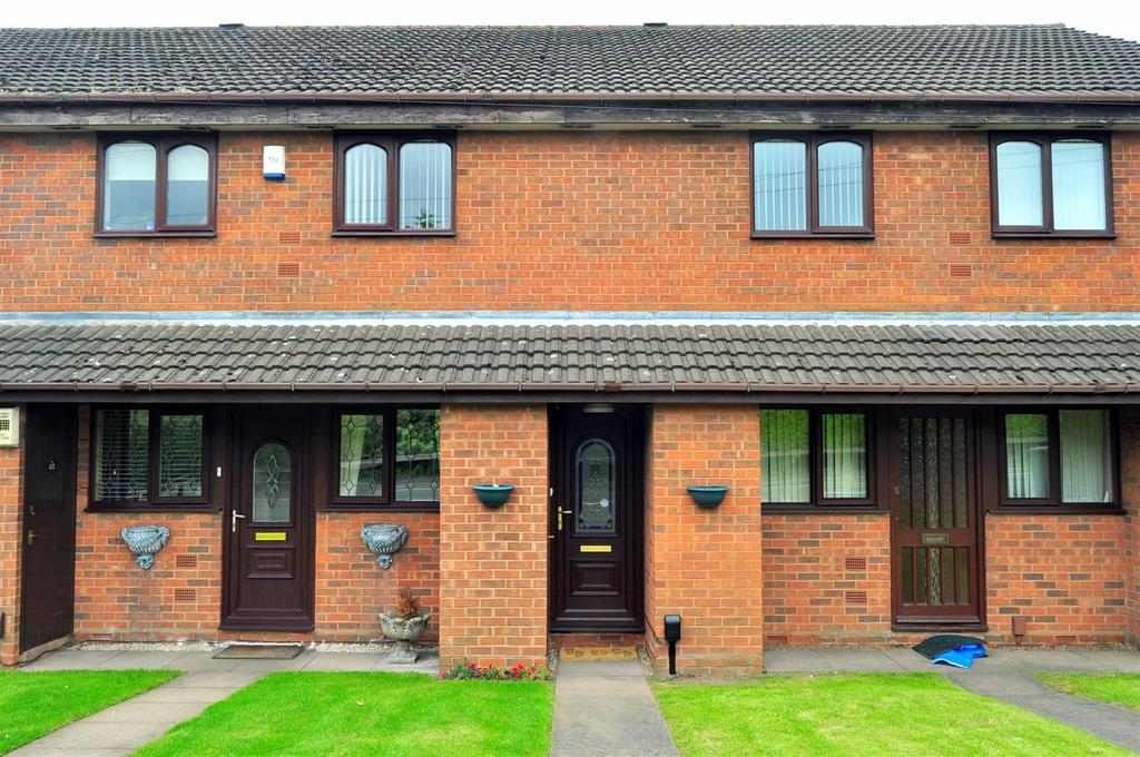 2 Bedrooms Apartment Flat for sale in Coombs Road, Halesowen