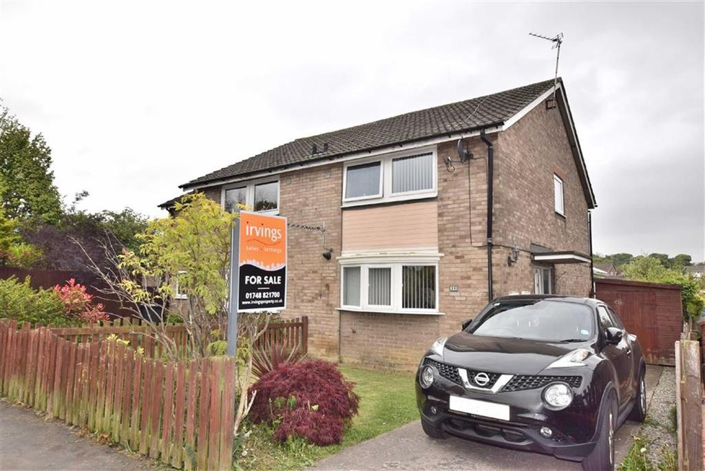 3 Bedrooms Semi Detached House for sale in Falkland Road, Catterick Garrison, North Yorkshire