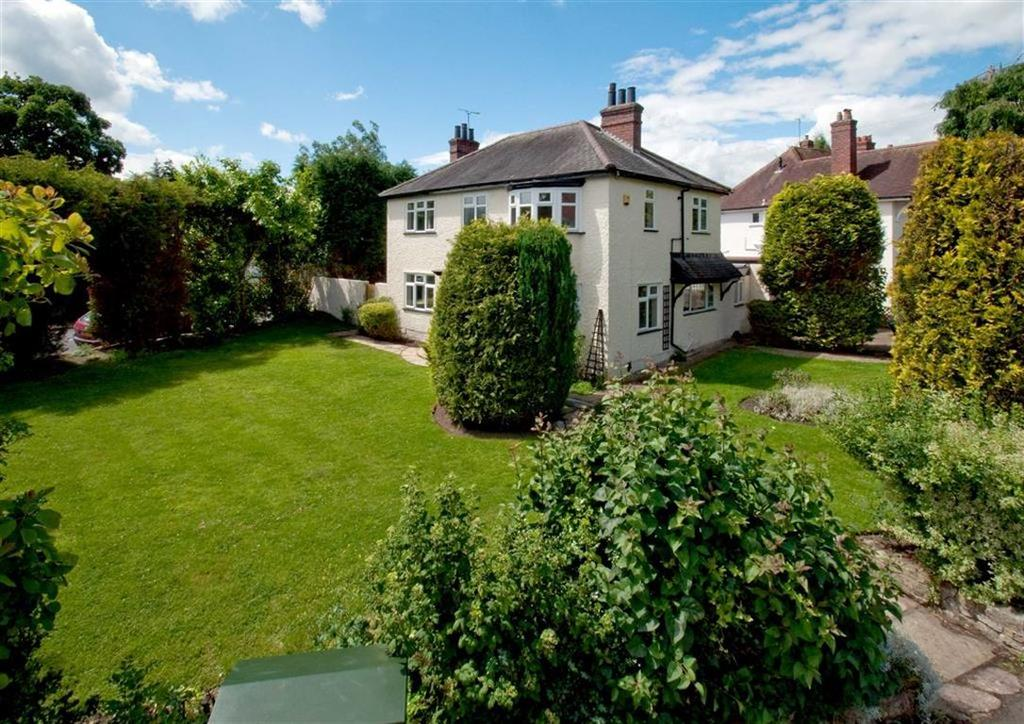 4 Bedrooms Detached House for sale in 21, Wrottesley Road, Tettenhall, Wolverhampton, West Midlands, WV6