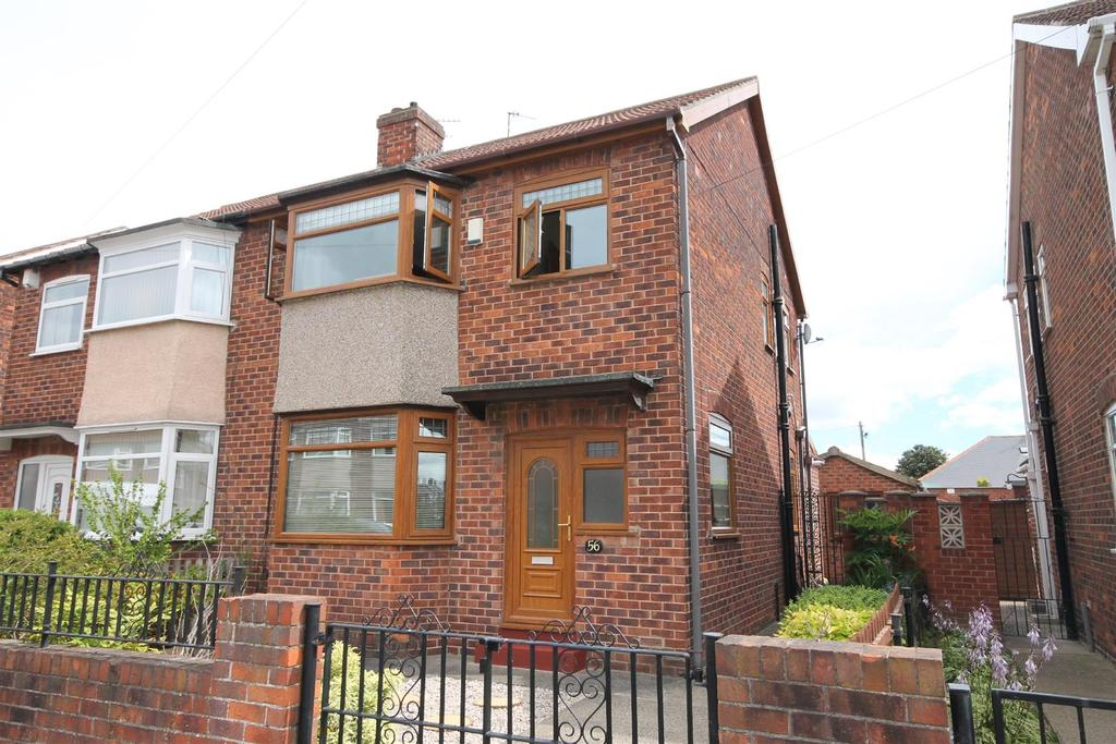 3 Bedrooms Semi Detached House for sale in Marina Road, Darlington