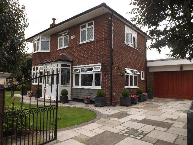 3 Bedrooms Detached House for sale in The Meadows Rainhill, Prescot