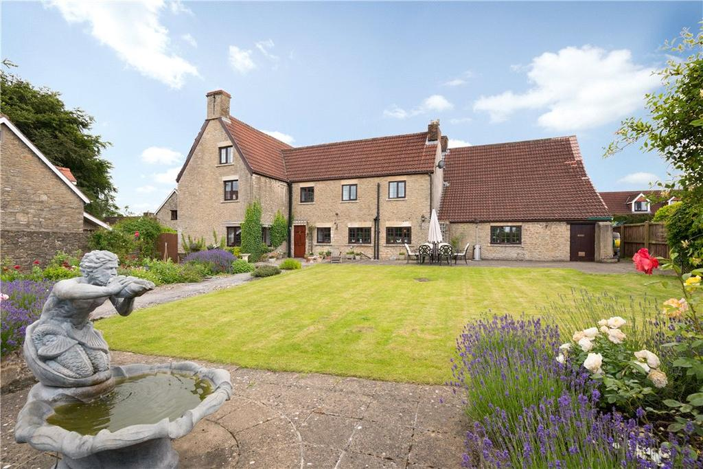 6 Bedrooms Detached House for sale in Rodden, Frome, Somerset, BA11