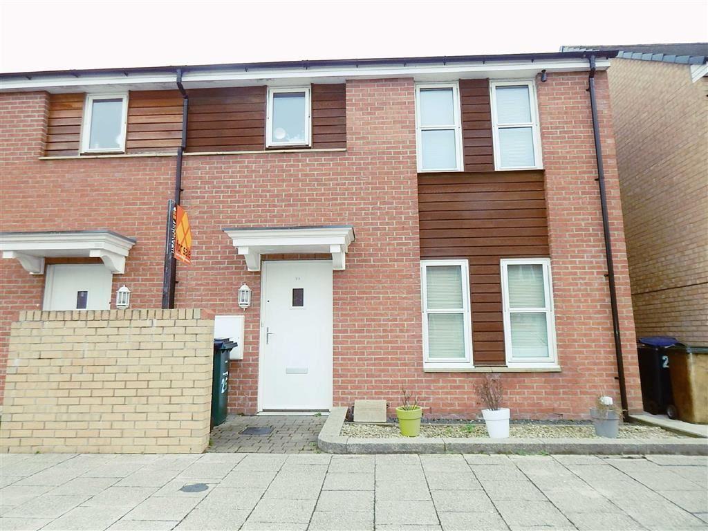 3 Bedrooms Semi Detached House for sale in Lysander Drive, Walker, Newcastle Upon Tyne, NE6