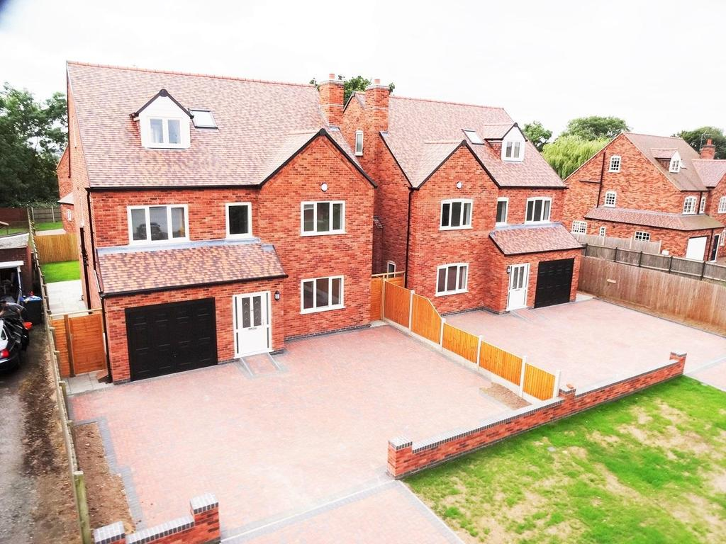 6 Bedrooms Detached House for sale in Heath Lane, Brinklow, Rugby