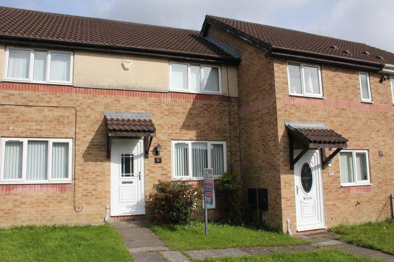 2 Bedrooms Terraced House for sale in , Clos Celyn, Llansamlet, Swansea.