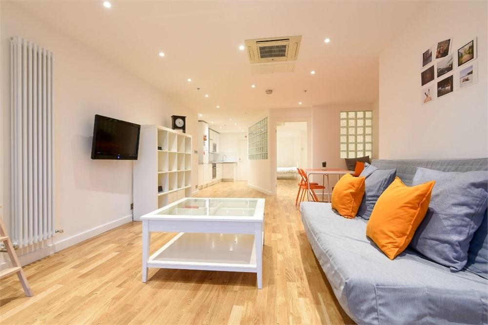 2 Bedrooms Flat for sale in Cube House, Spa Road, Bermondsey, London, SE1