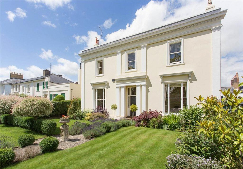 5 Bedrooms Detached House for sale in Tivoli Road, Cheltenham, Gloucestershire, GL50