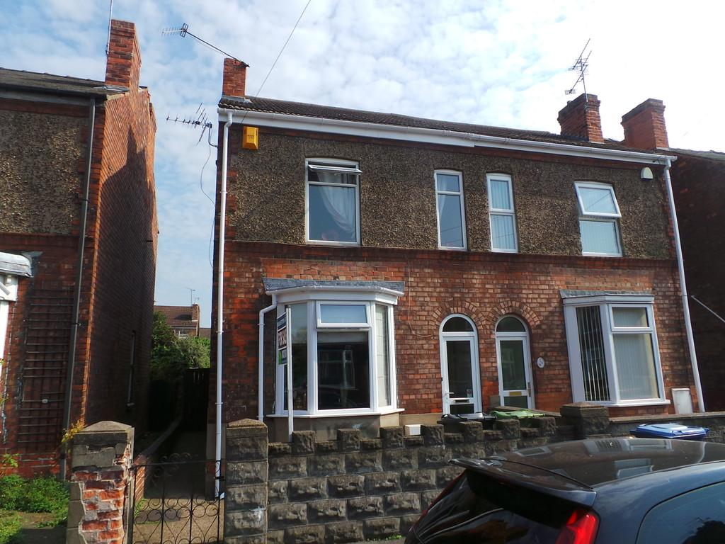 3 Bedrooms Semi Detached House for sale in Alfred Street, Gainsborough