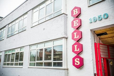 Studio to rent - Bells Court, 26 Bailey street, Sheffield, S1 4EH