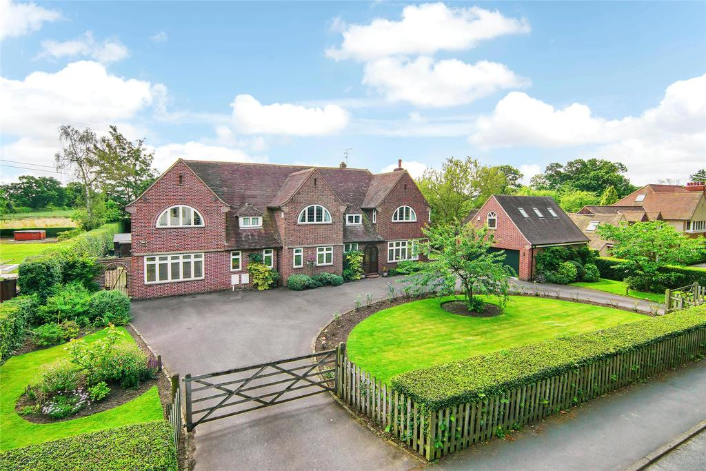 5 Bedrooms Unique Property for sale in Swithland Lane, Rothley, Leicester