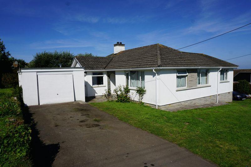 3 Bedrooms Bungalow for sale in Green Lane, Boscastle