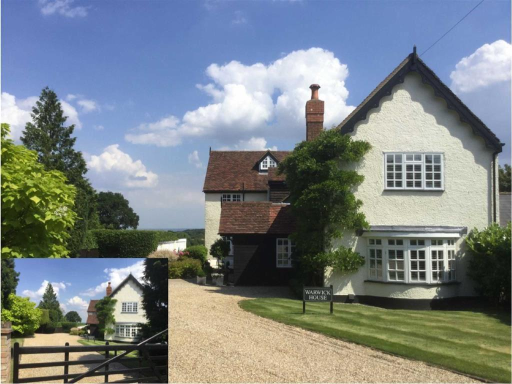 5 Bedrooms Detached House for sale in Hadley Highstone, Hadley Green, Hertfordshire