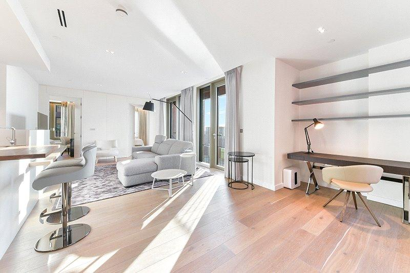 2 Bedrooms Flat for sale in Tapestry, Canal Reach, King's Cross, London, N1C