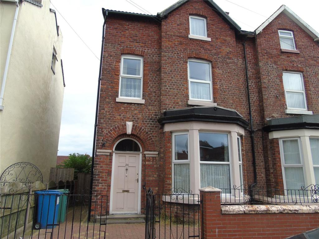 6 Bedrooms Semi Detached House for sale in Warbreck Road, Liverpool, Merseyside, L9
