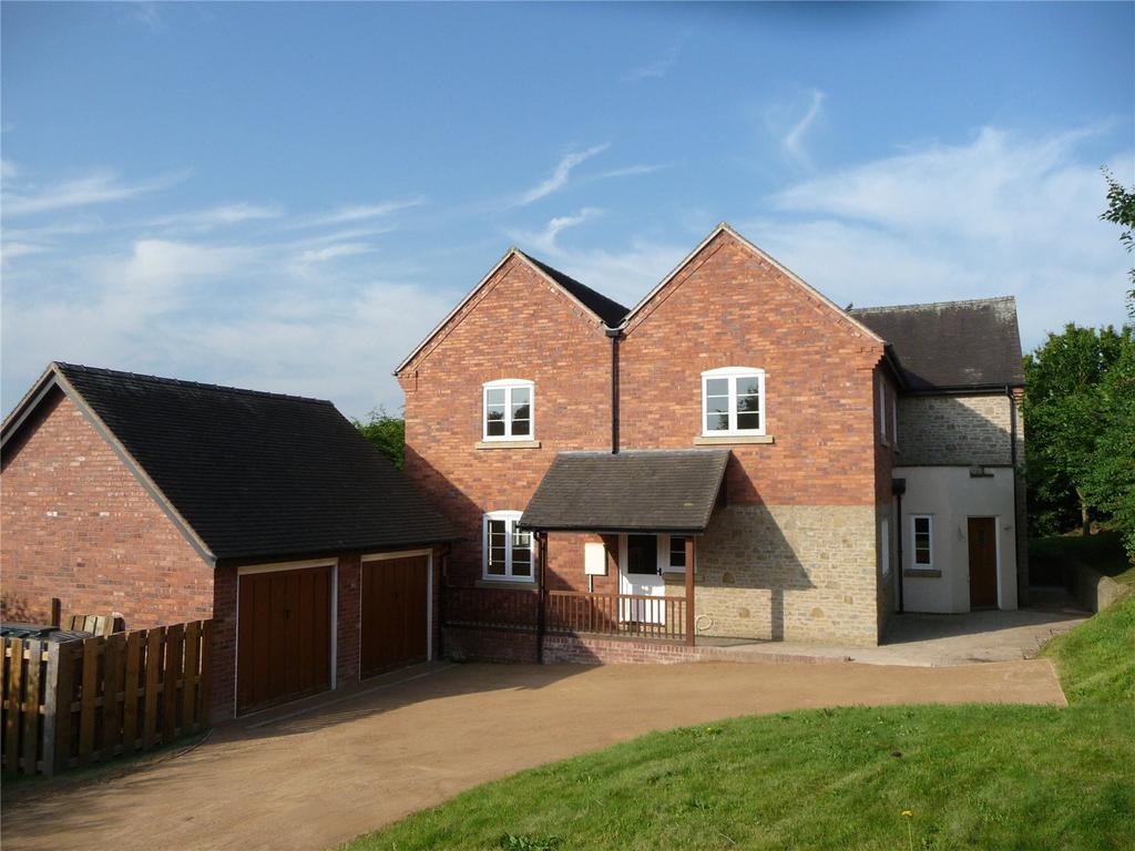 5 Bedrooms Detached House for sale in Munslow, Craven Arms, Shropshire