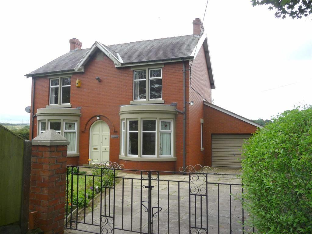 3 Bedrooms Detached House for sale in Riley Green, Hoghton, PR5