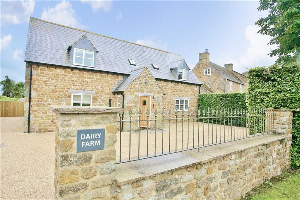 4 Bedrooms Detached House for sale in Main Street, Milcombe