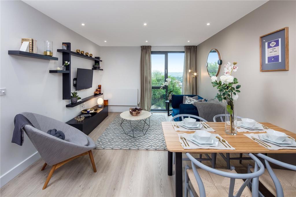 2 Bedrooms Flat for sale in N15 Bourchier Court, London Road, Sevenoaks, TN13