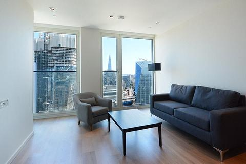 1 bedroom flat to rent - Southbank Tower Upper Ground, London, SE1