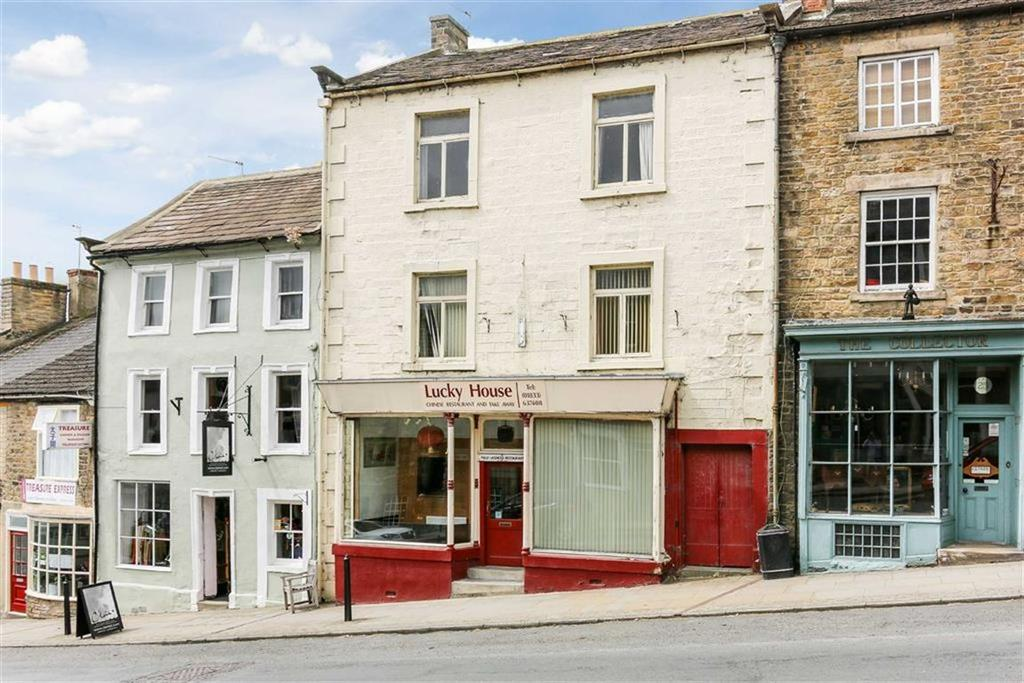 Terraced House for sale in The Bank, Barnard Castle, County Durham