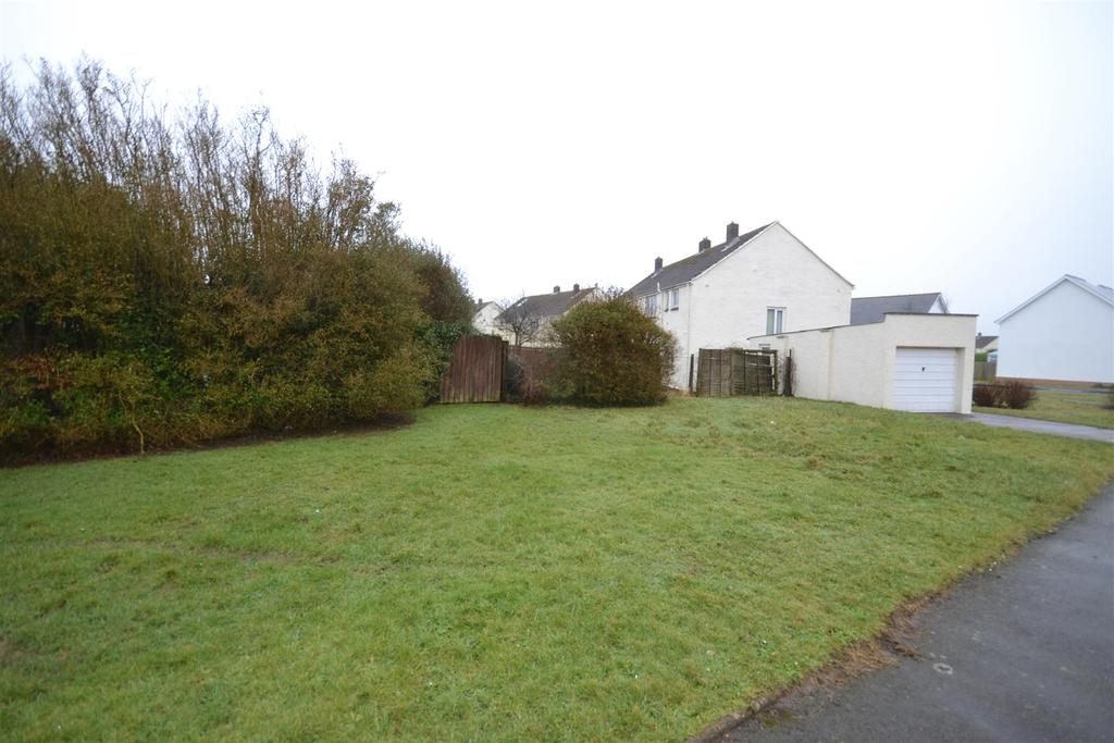 Plot Commercial for sale in Haverfordwest
