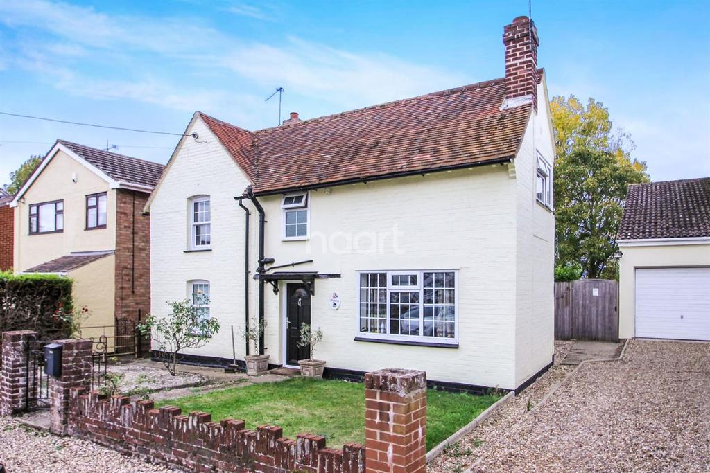 3 Bedrooms Cottage House for sale in The Street, Bradwell