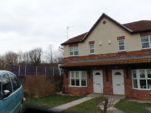 3 Bedrooms Semi Detached House for sale in STAPYLTON DRIVE, HORDEN, PETERLEE AREA VILLAGES