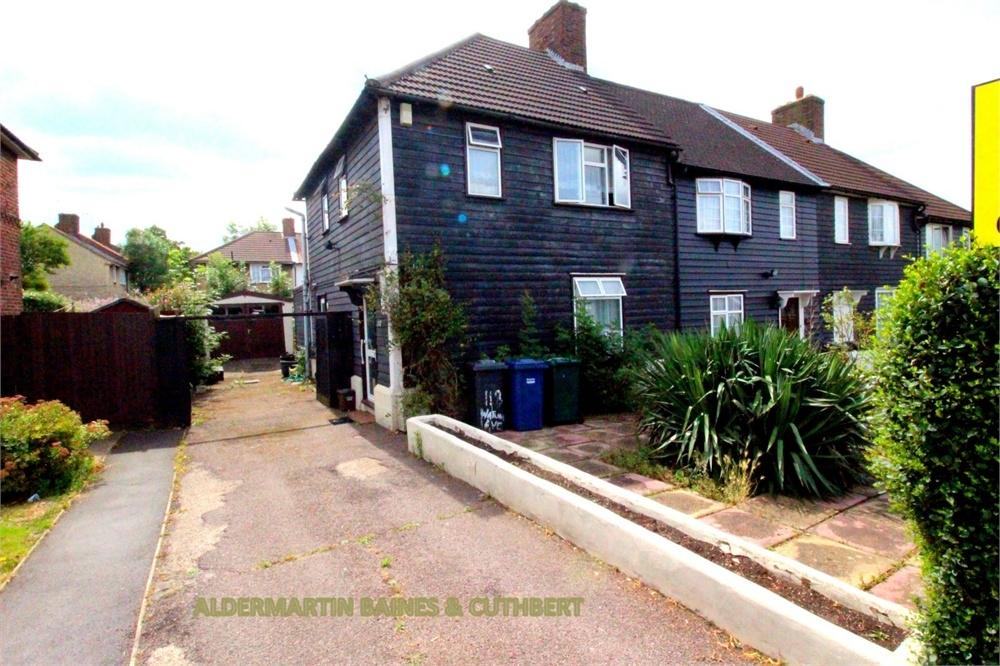 3 Bedrooms End Of Terrace House for sale in Watling Avenue, Edgware