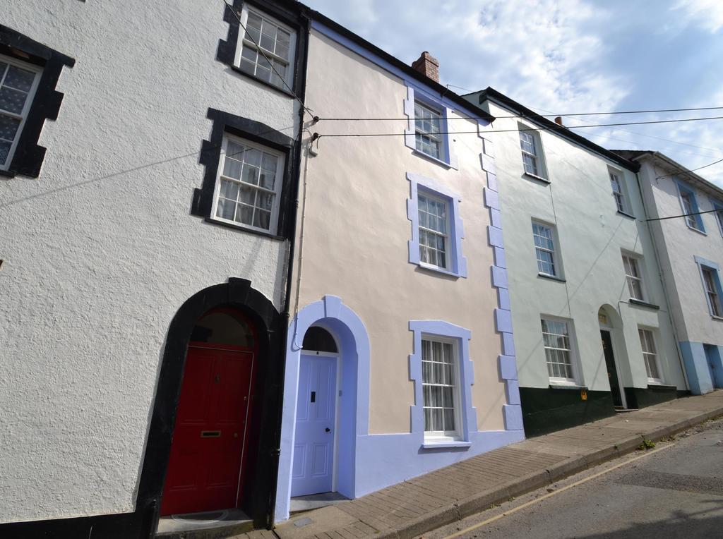 4 Bedrooms Terraced House for sale in Lower Meddon Street, Bideford
