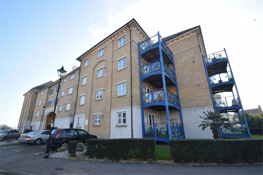 2 Bedrooms Flat for sale in Trujillo Court, Callao Quay, North Harbour, East Sussex