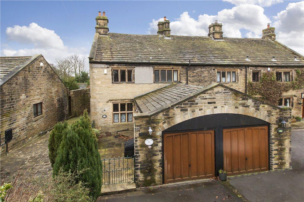 Woodhall Hills, Calverley, Pudsey, West Yorkshire 4 bed character