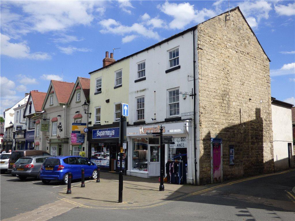 2 Bedrooms Unique Property for sale in Market Place, Knaresborough, North Yorkshire