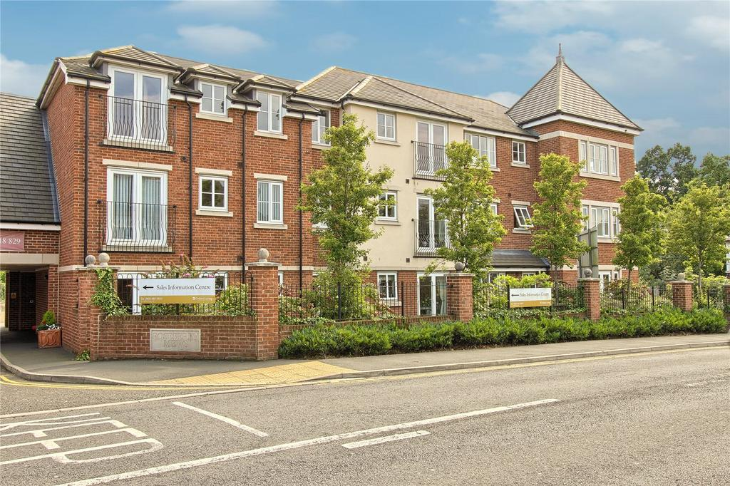 2 Bedrooms Retirement Property for sale in Roseberry Mews, Nunthorpe