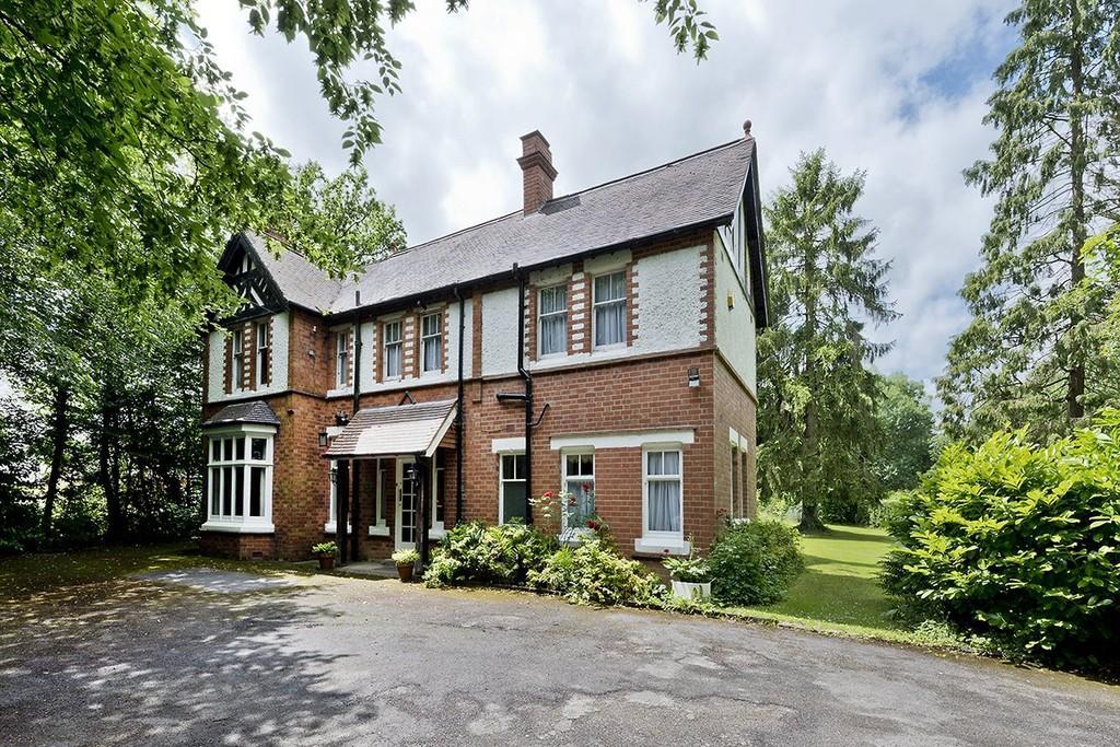 5 Bedrooms Detached House for sale in Grange Road, Dorridge