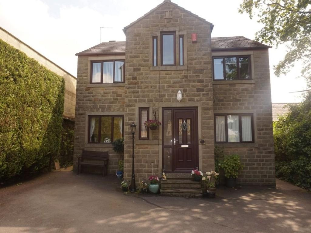 4 Bedrooms Detached House for sale in Sowden Grange, Bradford