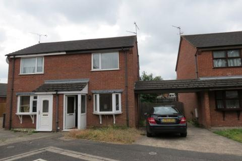 2 bedroom semi-detached house to rent - Bishop King Court, Lincoln
