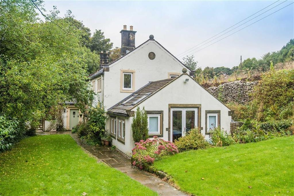 6 Bedrooms Detached House for sale in Bank Top Cottage, Millers Dale, Millers Dale, Derbyshire, SK17