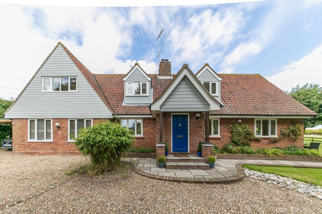 4 Bedrooms Detached House for sale in Bromans Lane, East Mersea, Colchester, Essex, CO5