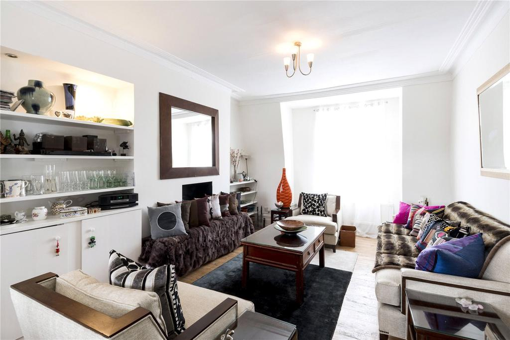 3 Bedrooms Flat for sale in Delaware Mansions, Delaware Road, Maida Vale, London, W9