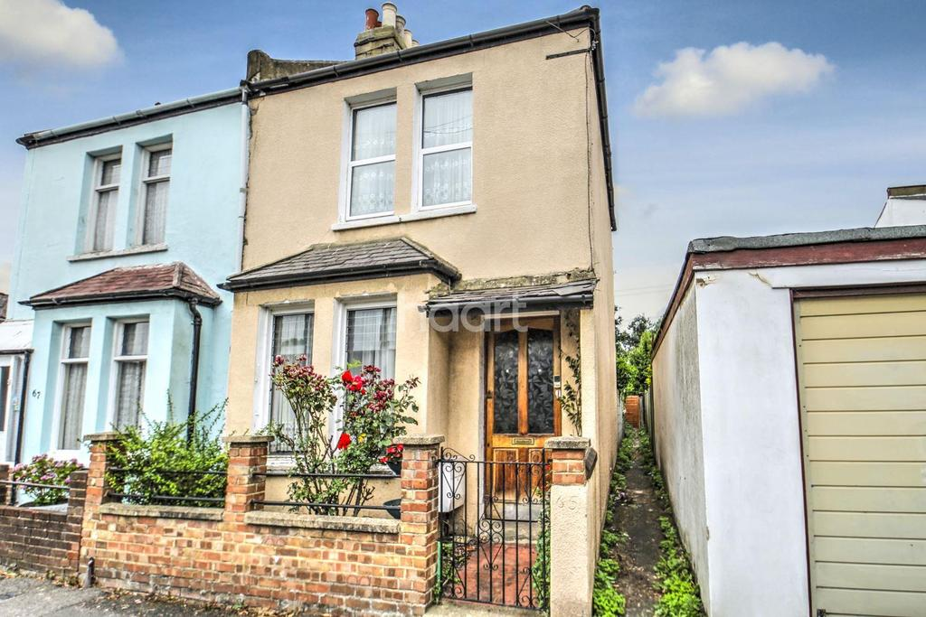 2 Bedrooms Semi Detached House for sale in Garfield Road, Wimbledon, SW19
