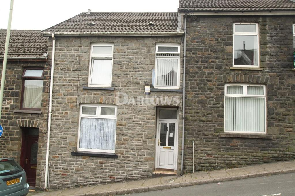 3 Bedrooms Terraced House for sale in Ynysmeurig Road Abercynon