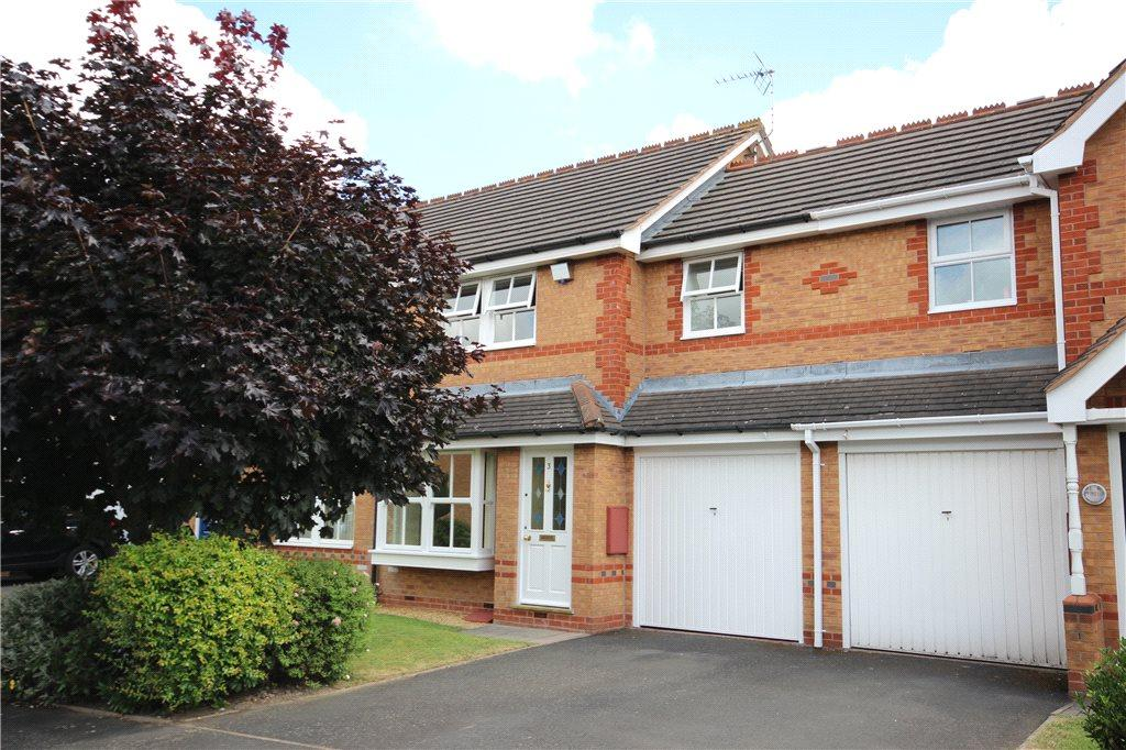 3 Bedrooms Terraced House for sale in Mayfield Close, Solihull, West Midlands, B91