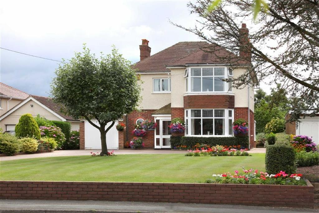3 Bedrooms Detached House for sale in Whitchurch Road, Audlem Crewe, Cheshire