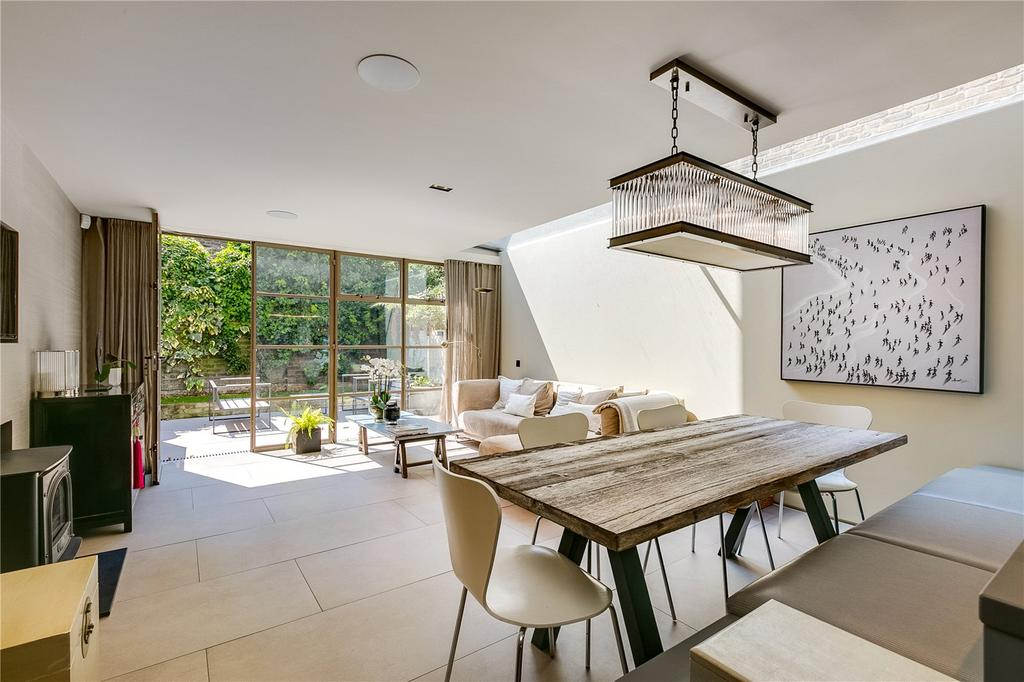 5 Bedrooms House for sale in Winchendon Road, Parsons Green, London