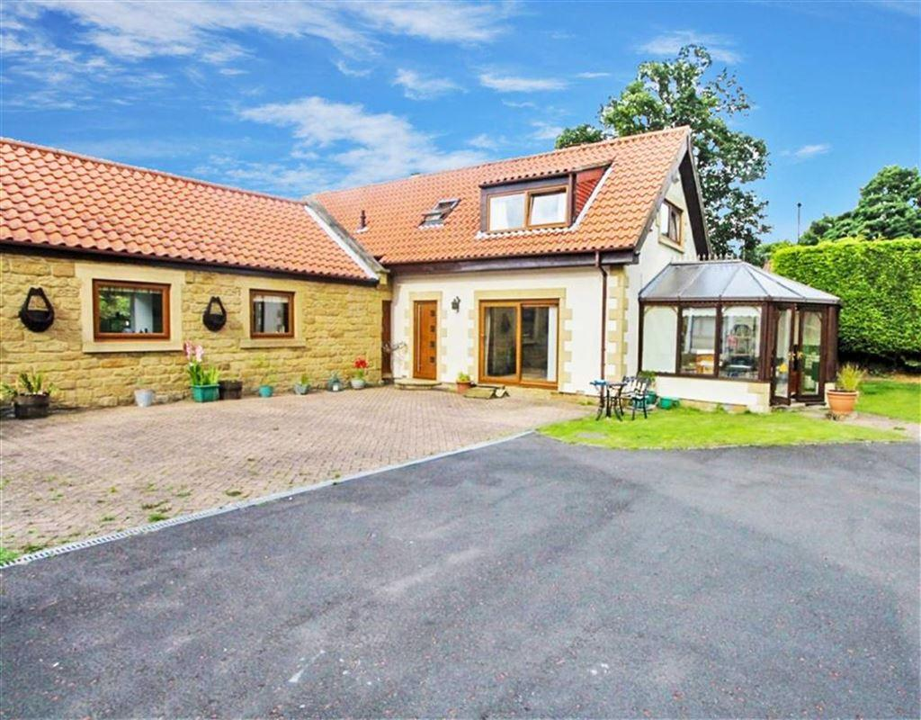 4 Bedrooms Bungalow for sale in Backworth Village, Backworth