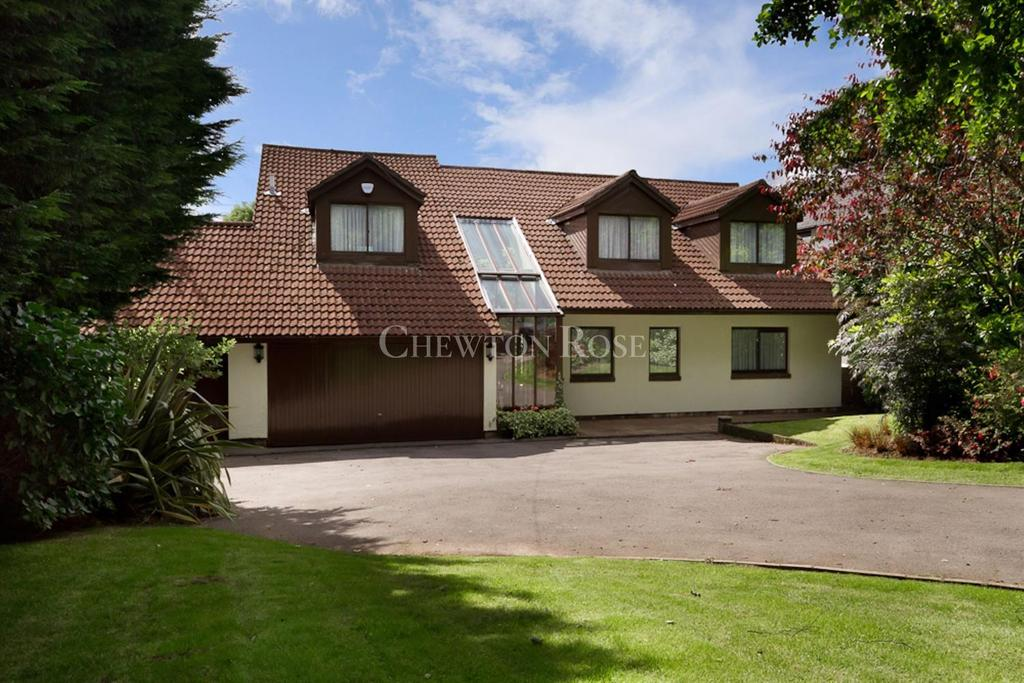 6 Bedrooms Detached House for sale in Lisvane, Cardiff
