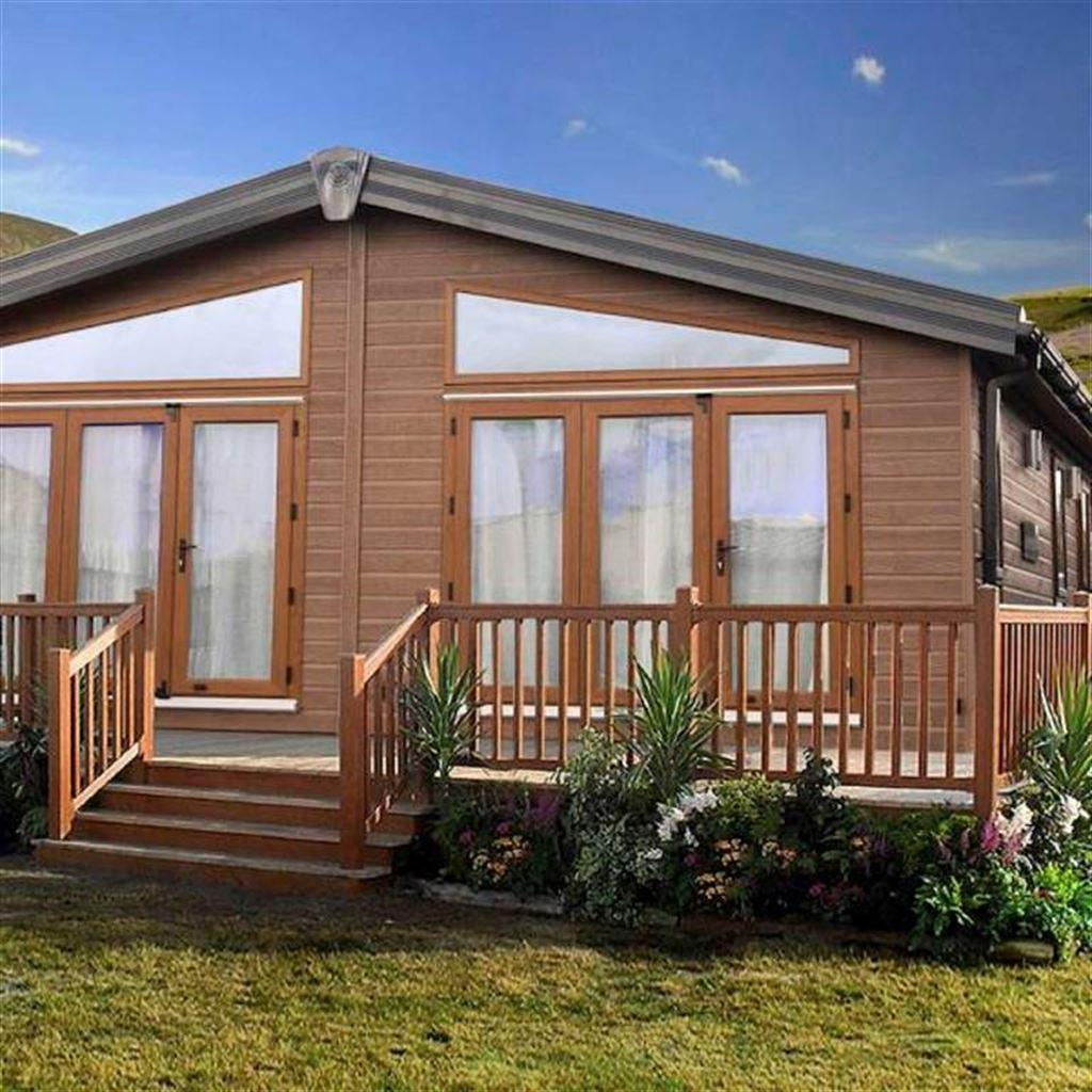2 Bedrooms Bungalow for sale in Links Road, Amble, Northumberland