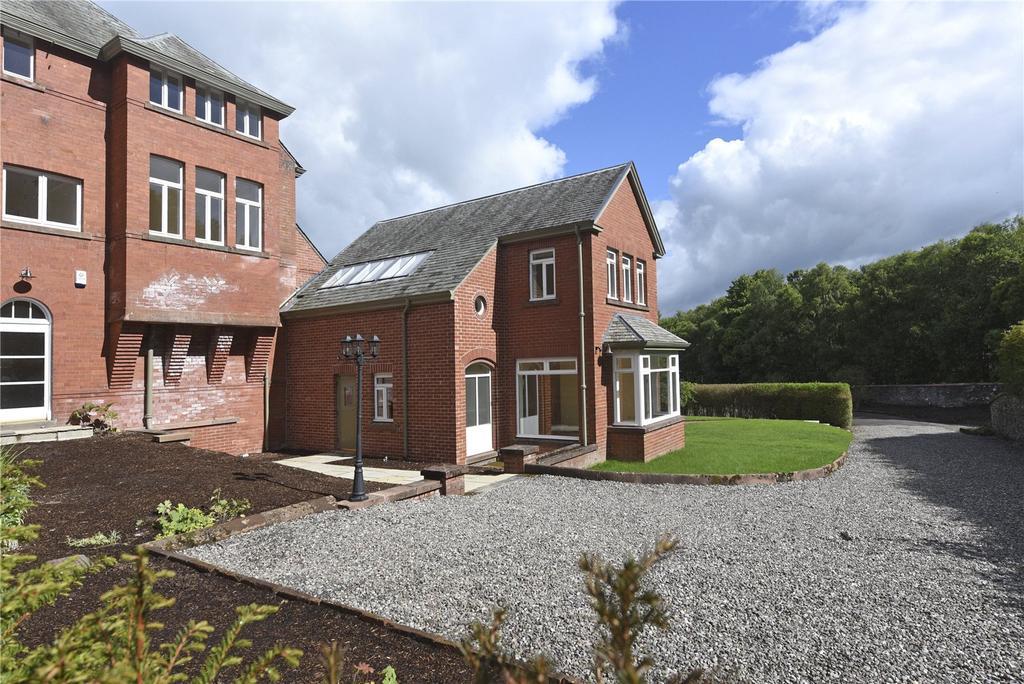 4 Bedrooms Semi Detached House for sale in Stewart House, Ardnablane, Dunblane, Stirlingshire