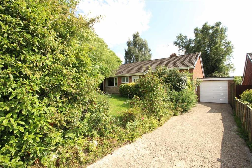 3 Bedrooms Detached Bungalow for sale in Brook Road, Bomere Heath, Shrewsbury