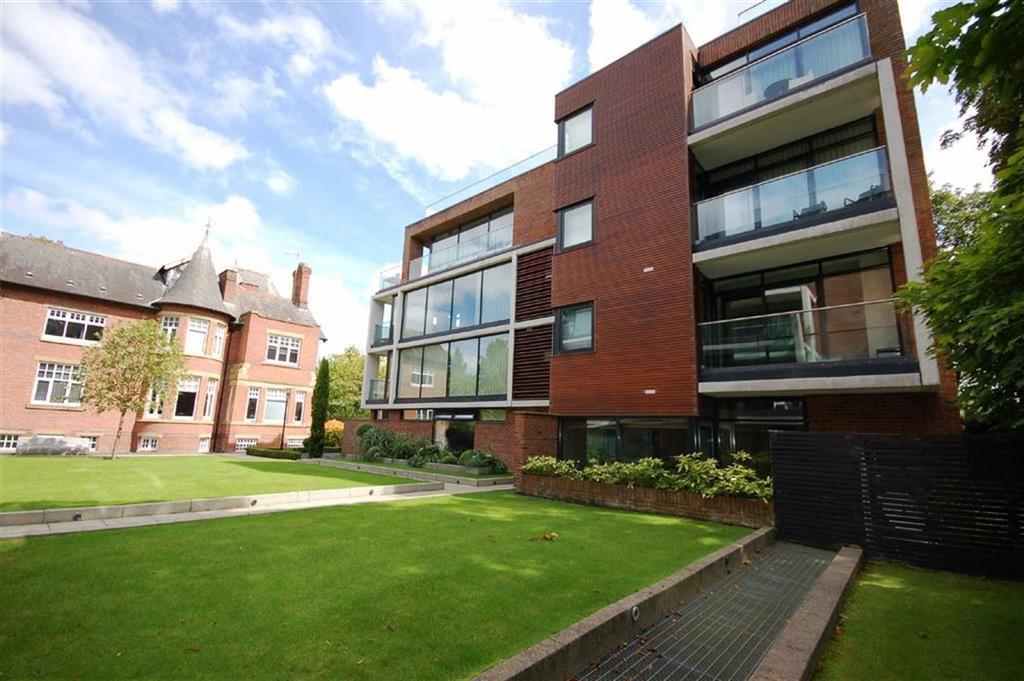 2 Bedrooms Flat for sale in Barlow Moor Road, West Didsbury, Manchester, M20